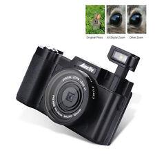AMKOV AMK-R2 24MP 1080P HD Digital SLR DSLR Camera Body +Lens+Filter Camcorder