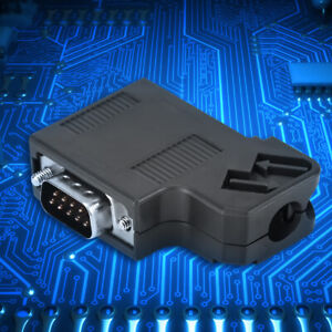 PROFIBUS DP Bus Connector 6ES7 972-0BA41-0XA0 Electronic Data Systems 12 Mbit/s