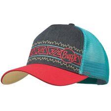 Gorras y sombreros de mujer multicolor de poliéster de talla única