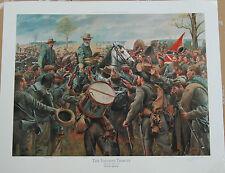 Don Troiani The Soldiers Tribute Civil War Lt Ed Art Print Military Political