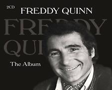 Freddy Quinn   The Album (Neu 2019)  2 CD NEU OVP