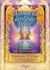 Antworten der Engel-Orakel von Doreen Virtue und Radleigh Valentine (2015, Gebundene Ausgabe)