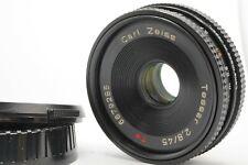 [EXC+5] CONTAX Carl Zeiss Tessar T* 45mm f/2.8 AEJ Pancake Lens From Japan