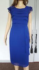 BNWOT PER UNA blue smart everyday dress size UK 8