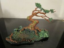 tree stand, base, scenery diorama stand~