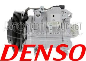 A/C Compressor w/Clutch for Acura RDX & Honda Accord Crosstour - NEW OEM