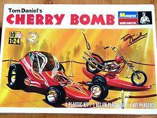 Revell Monogram 1:24 'Cherry Bomb' Tom Daniel Custom Car And M/Cycle Model Kit