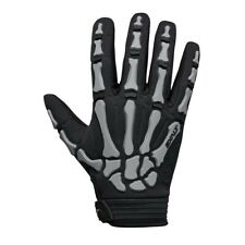 Exalt Paintball Death Grip Gloves - Full Finger - Grey - Xl