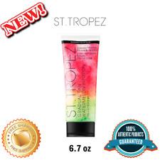 St. Tropez Tanning Essentials Gradual Tan Watermelon Infusion Body Lotion 6.7 oz