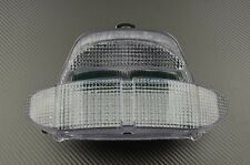 Tail light LED clear with integrated turn signal Honda CBR 900919 RR 98 99