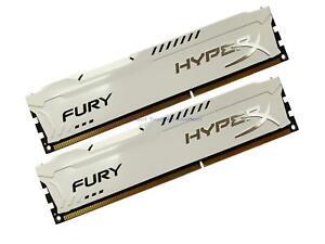 4GB 8GB 16GB DDR3/DDR4 1600/1866 2133/2400 DIMM RAM Kingston HyperX FURY Lot