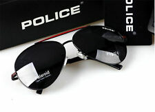 Sunglasses Polarized Driving Glasses With Box Men's POLICE 8585 red