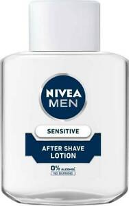 Nivea Men Sensitive After Shave Lotion of 100 ml