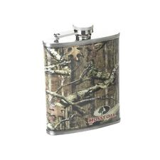Mossy Oak Como Hip Flask 6 oz Camouflage NEW