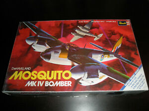 1/32 Dehavilland MOQUITO RAF Mk.IV Bomber by Revell 1971