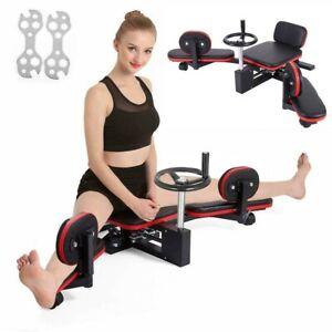 Heavy Duty Leg Stretcher MMA Stretching Machine Split Training Martial Arts Gear