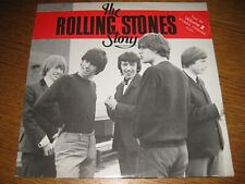 Rolling Stones-The Rolling Stones Story (Volume 2) 3LP, Decca Germany 1982, neu