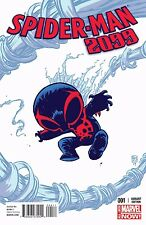 Spider-Man 2099 #1 Skottie Young Variant (2014 Marvel Comics) NM 9.4
