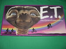 E T The Extra=Terrestrial board game