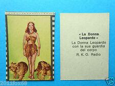 rare figurines figuren figurine nannina 1950 r.k.o. tarzan and the leopard woman