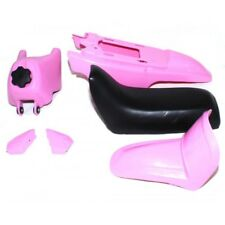 Yamaha PW50 all years full plastic kit with tank and seat. uk stock. Pink