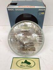 "LAND ROVER FRONT HEAD LAMP LIGHT SEALED BEAM 7"" RANGE 87-95 DEF 90 STC1210 OSRAM"