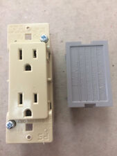 Self Contained Outlet Off White - Beige Mobile Home Parts