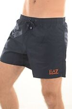 BNWT Men's EMPORIO ARMANI EA7 Navy Beach Shorts. Sizes: S, M, XL, XXL