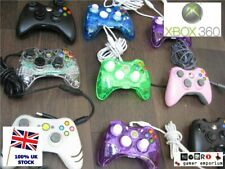 Microsoft Xbox 360 Wired Controller Pad-muchos raros/Colores De Edición Limitada
