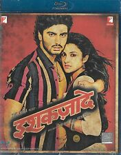 ISHAQZAADE - ARJUN KAPOOR - PARINEETI CHOPRA - NEW BOLLYWOOD BLUE RAY