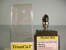 Router Bit Core Box- BIT Top BearingTBCB16(TruaCuT