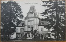 1910 Postcard: Chateau-DAMBLAIN-Vosges-Lorraine, France