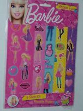Alligator Books Barbie Wall Sticker Stikaround Brand New Gift