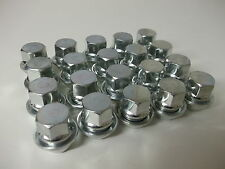 Wheel Nuts x 20 Fit Ford Mondeo MK1 MK2 MK3 MK4 MK5 Alloy Wheels Only (PE1019)