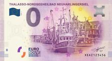 Billet Touristique 0 Euro - Thalasso-Nordseeheilbad Neuharlingersiel - 2018-1
