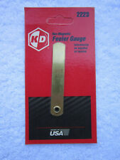 "KD Tools - Non Magnetic Feeler Gauge [0.006""-0.016""] (Part # 2223) **USA MADE**"