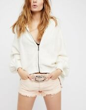 New Free People WTF Soft & Relaxed Cut Off Shorts $68.00 .. Sorbet Size 26