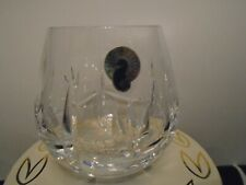 Waterford Crystal Votive Candleholder Clear Glass Tea Light Ireland