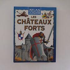 LES CHÂTEAUX FORTS EDITIONS ATLAS JUNIOR 1998