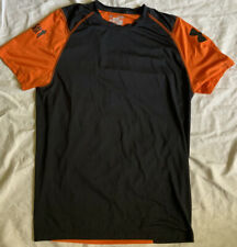 Under Armour Compression Shirt Rare Tough Mudder Xl Black Fitted New Free Ship