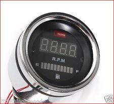 motorcycle,digital,tachometer,rev,counter,fuel,Gauge,Chop,trike,streetfighter