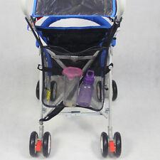 Fashion Baby Stroller Storage Hanging Mesh Net Bag Car Stroller Accessories Gift