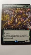 Nyxbloom Ancient Extended Art - Theros Beyond Death - Commander Green MTG Magic