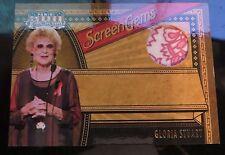 Gloria Stuart #8 2011 Americana SCREEN GEMS Material 110/149