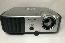 SHARP NOTEVISION PG-F262X DLP PROJECTOR LL 26h 15min 98