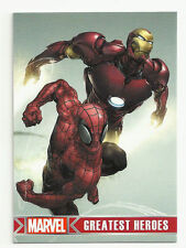 2012 Marvel's Greatest Heroes Promo Card P1 - Rittenhouse Archives