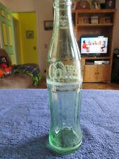 Vintage Coca Cola 10 oz Green Bottle - Cairo, ILL (7923LG)