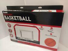 Franklin Pro Hoops Basketball Hoop Shatter Proof Backboard Sound Dampening Foam