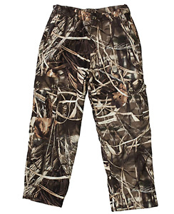 Drake Waterfowl MST Youth Fleece Lined Pant Max 4 Camo Size 12 - 100% Waterproof