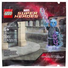 LEGO Super Heroes 5002125 Electro Spiderman Marvel Promo Polybag Set Beutel
